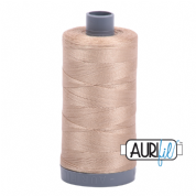 Aurifil 28 Cotton Thread - 2326 (Taupe)